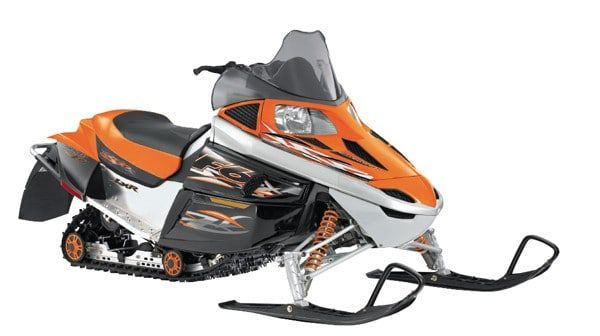 2007 Arctic Cat F Series