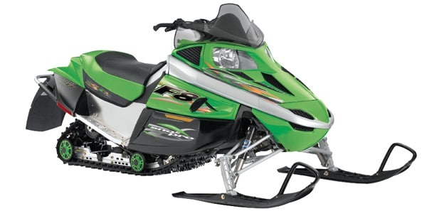 Arctic Cat F Series, F5, F8, LXR