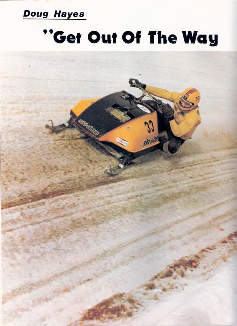 1977 Doug Hayes