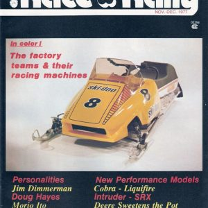 Nov/Dec 1977 Race & Rally Magazine