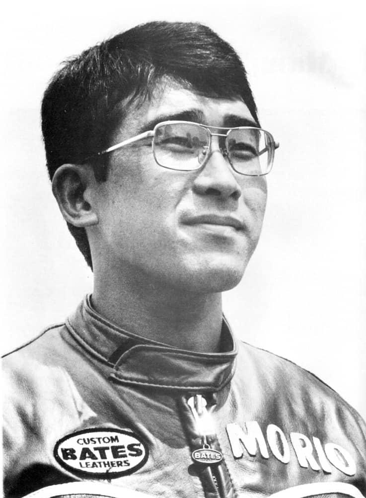Yamaha Racer Morio Ito