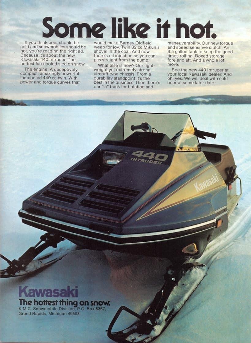 1978 Kawasaki Intruder