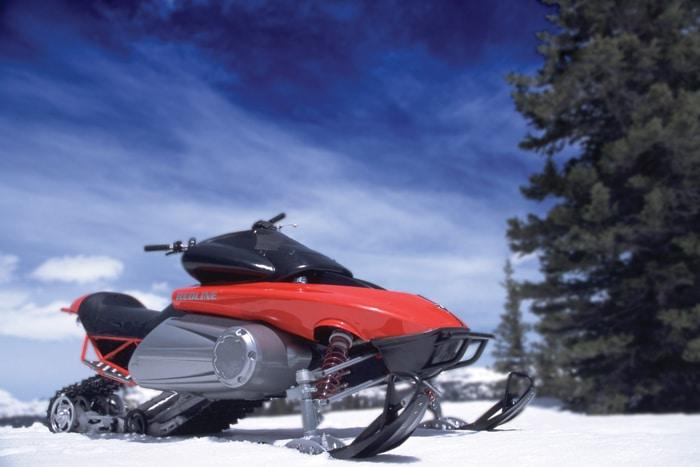 Redline Snowmobiles