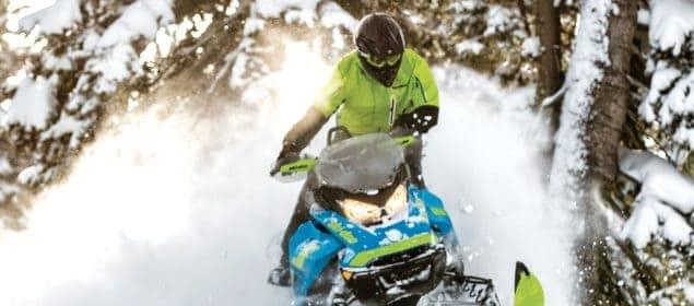 2018 Ski-Doo – Invasion of the Gen 4 REVs