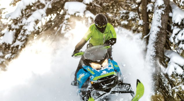 2018 Ski-Doo – Invasion of the Gen 4 REVs