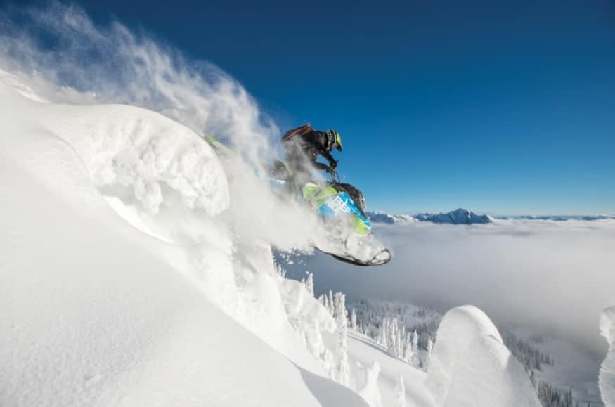 "2018 Ski-Doo Freeride 165"""