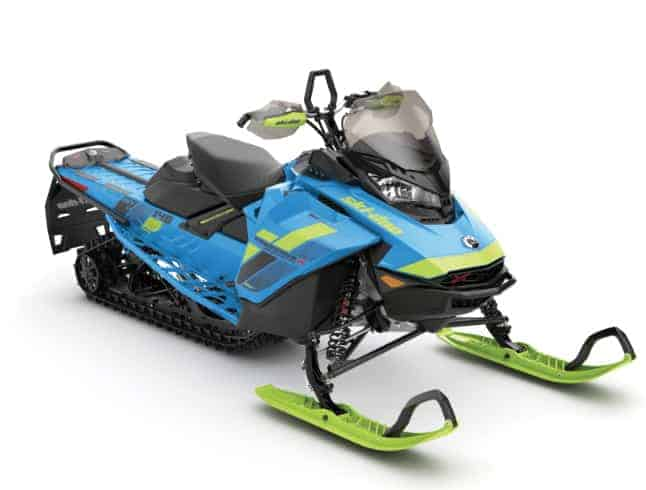 2018 Ski-Doo Renegade Backcountry-X 850 E-TEC