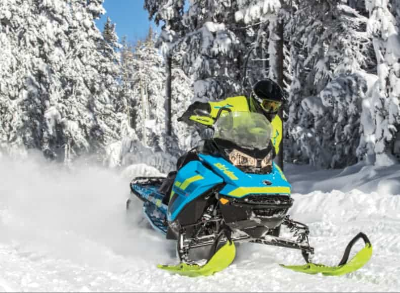 2018 Renegade Backcountry-X 850 E-TEC