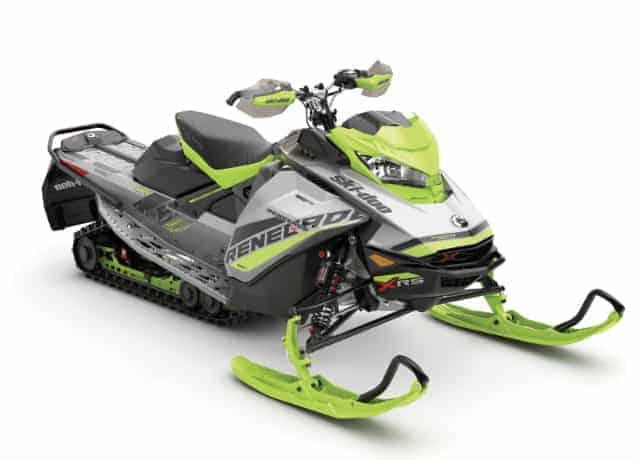 2018 Ski-Doo Renegade X-RS 850 E-TEC
