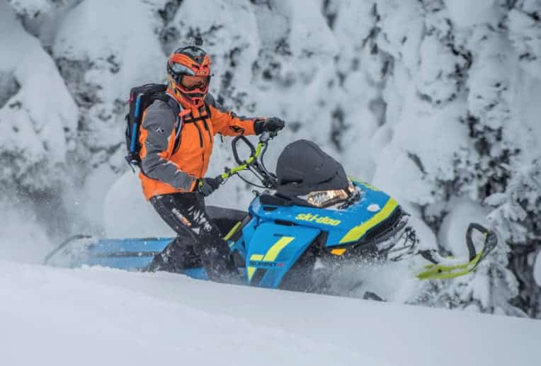 2018 Ski-Doo Summit X