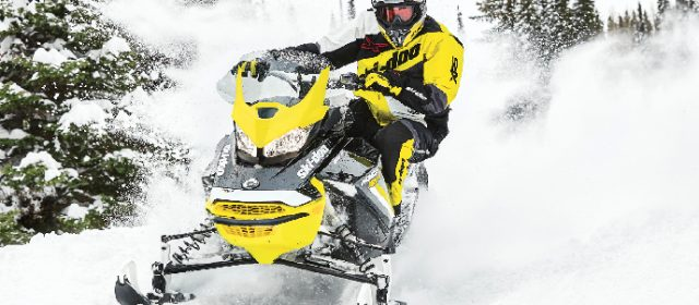 2018 Ski-Doo MXZ Blizzard 850 E-TEC