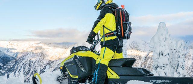 2018 Ski-Doo Summit SP: New Model Review