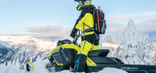 2018 Ski-Doo Summit SP: New Model Review