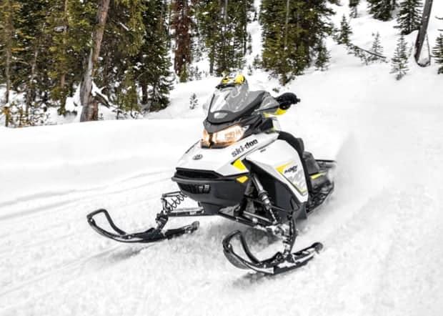 2018 Ski-Doo MXZ TNT 850 E-TEC