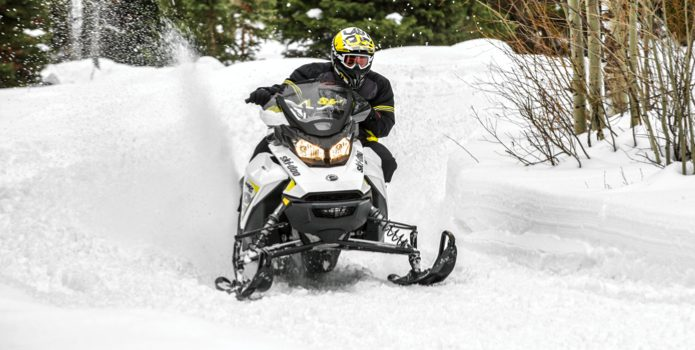 2018 Ski-Doo MXZ TNT 850 E-TEC – The Gen 4 REV Trail Magician
