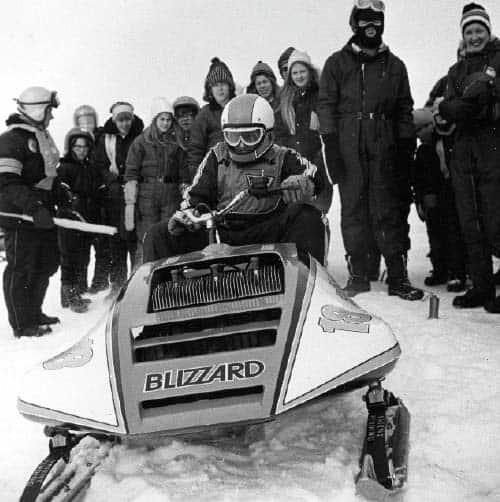 1974 Ski-Doo Blizzard