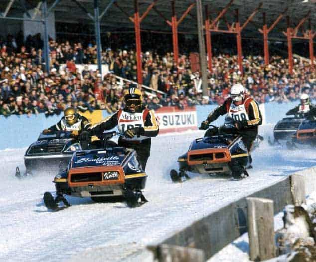 1975 Ski-Doo T'NT RV