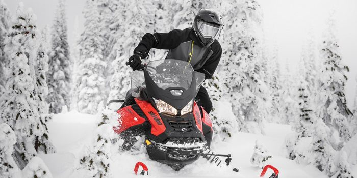 2019 Ski-Doo Renegade Enduro – New Model Preview