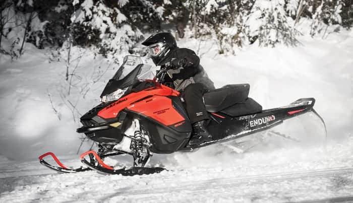 2019 Ski-Doo Renegade Enduro