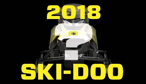 2018 Ski-Doo?  – Pure Speculation