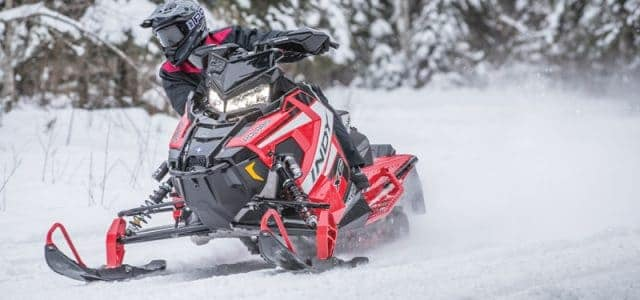 2019 Polaris – Coupled AXYS, Youth EVO, 850 Patriot