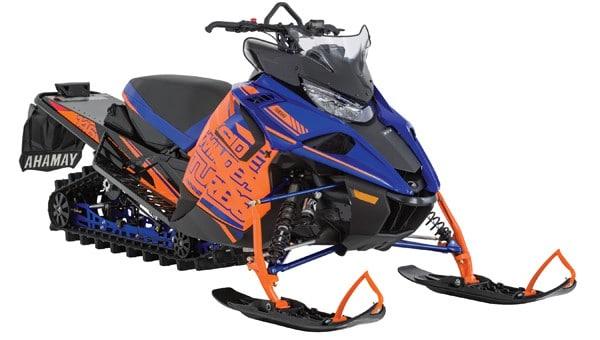 2020 Yamaha X-TX SE