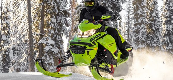 2020 Ski-Doo: Sharpening the Gen 4 Knife