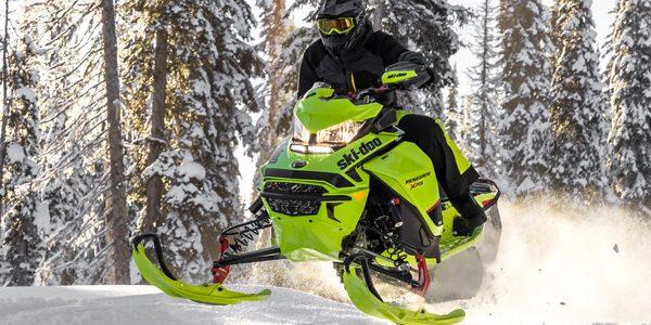 2020 Ski-Doo: Sharpening the Gen 4 Knife