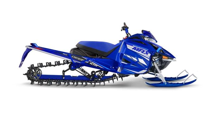 "2021 Yamaha Mountain Max LE 165"""