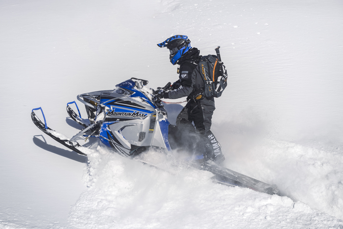 2022 Yamaha Mountain Max LE 154 SL