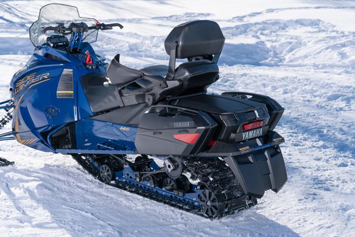 2022 Sidewinder S-TX GT EPS