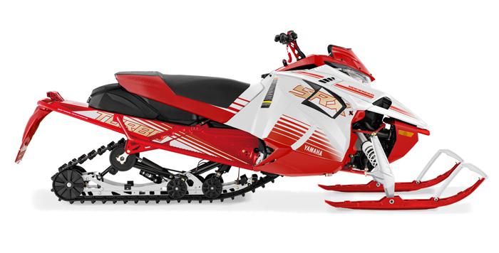 2022 Yamaha Sidewinder SRX LE