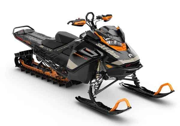 2020 Ski-Doo Summit X with Expert Package, 2020 Ski-Doo Summit X Expert