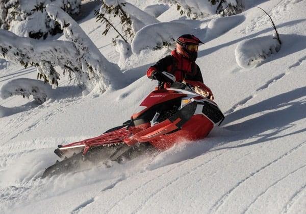 2020 Ski-Doo Summit X Expert, 2020 Ski-Doo Summit X with Expert Package