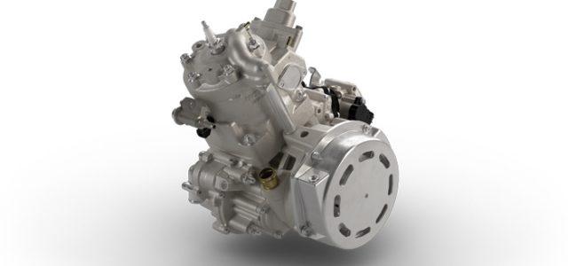 Arctic Cat's Single-Cylinder 2-Stroke EFI Engine
