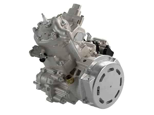 2021 Arctic Cat BLAST Single Cylinder 2-Stroke EFI Engine
