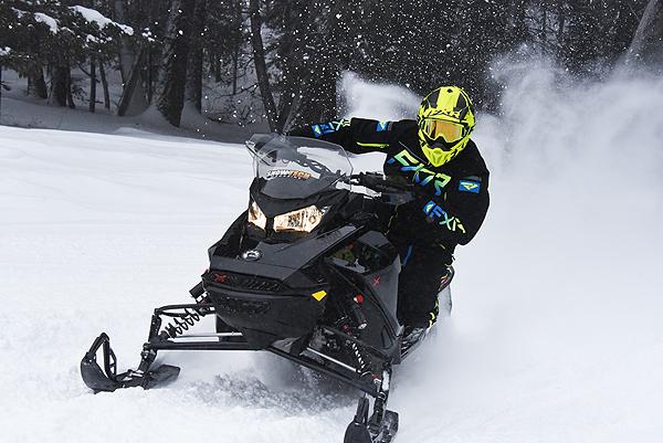 2022 Ski-Doo 600R