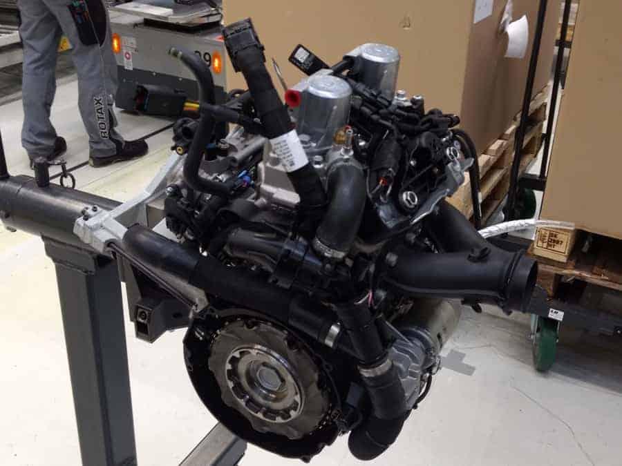 MXZ 600R test report