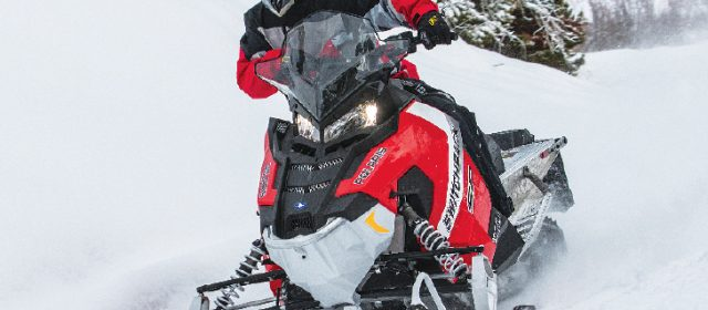 2017 POLARIS 600 Switchback SP 144