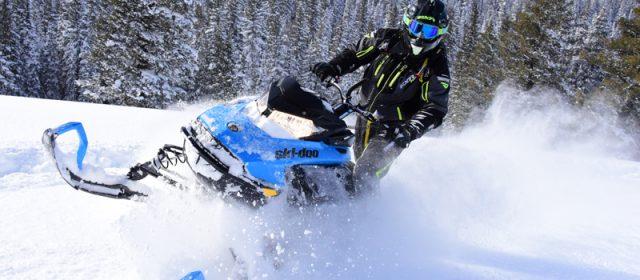 2019 Ski-Doo 600R E-TEC Summit – First Ride!