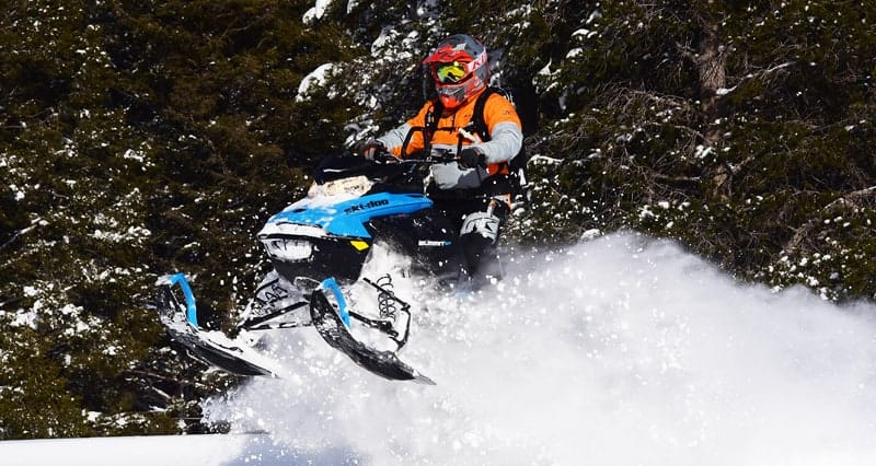 2019 Ski-Doo 600R E-TEC Summit