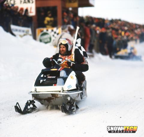 Mike Trapp 1971 World Champion