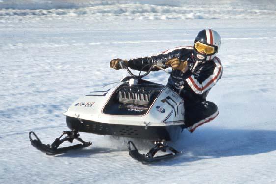1974 Polaris Sno Pro Racer