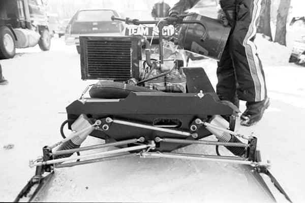 1978 Arctic Cat Snopro Z-Bar
