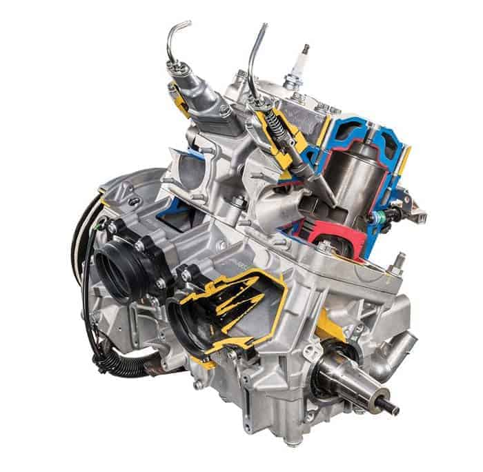 2018 Arctic Cat 8000 Engine