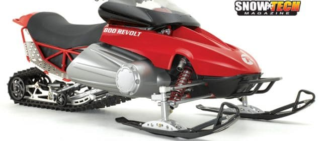 Redline Snowmobiles – The Rest of the Story