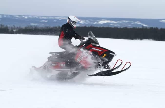 2017 Polaris 800 RUSH XCR - 1,500 Mile Test Report: SnowTech