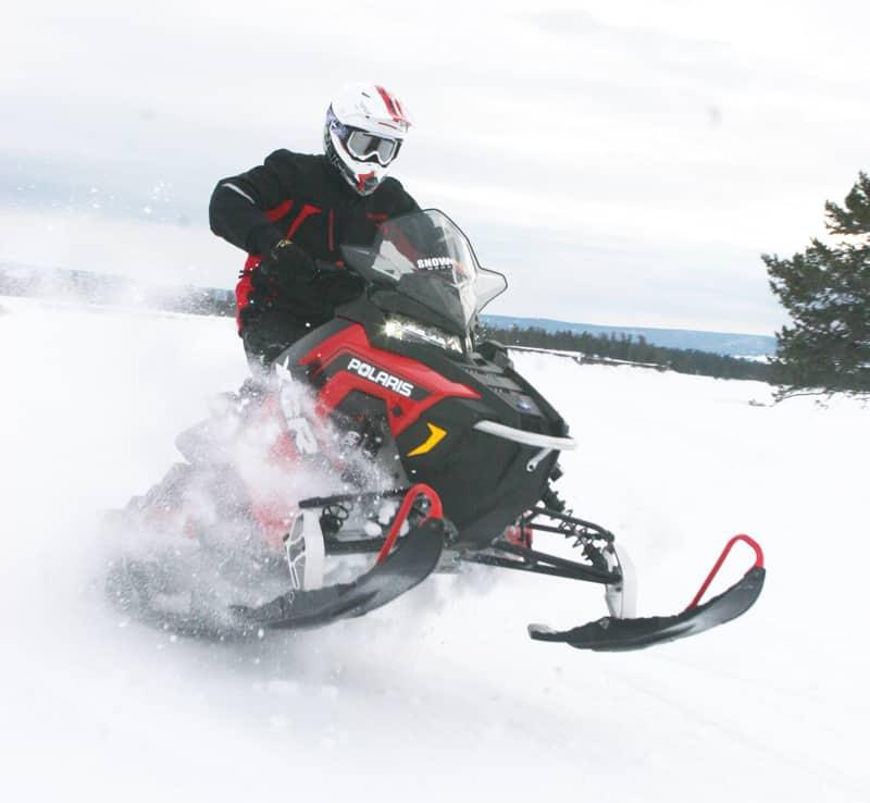 2017 Polaris 800 RUSH XCR