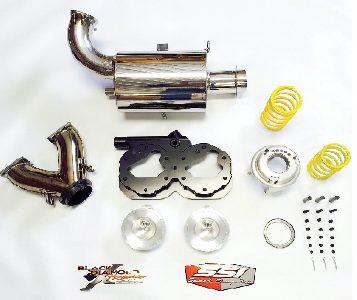 800R E-TEC  Power Bolt On Kit