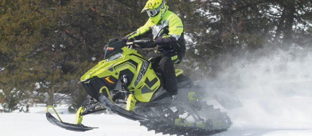 """2018 Polaris 800 SKS 146"""" -Deep Snow Crossover King"""
